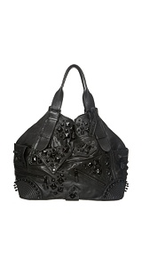 Alexander McQueen : STUDDED FAITHFUL TOTE